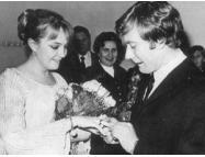 Редкие свадебные фотографии советских и российских знаменитостей (ФОТО)