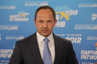 кандидат Тигіпко