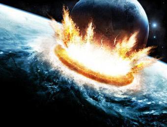 Астрономы назвали дату поглощения Земли Солнцем
