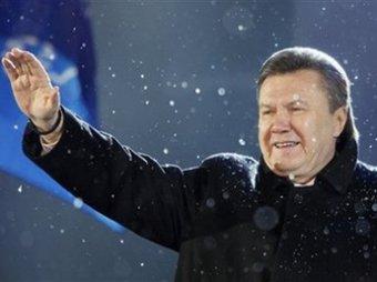 Янукович опередил Тимошенко во втором туре президентских выборов