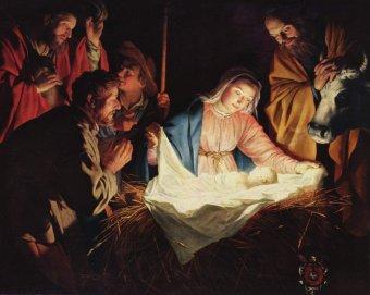 Папа Римский: общепринятая дата рождения Христа ошибочна