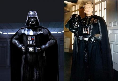Актёры популярных фильмов сняли маски