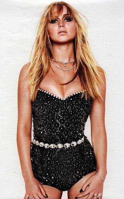 Ни один рейтинг сегодня не обходится без 22-летней актрисы, дважды номинантки на премию «Оскар», Дженнифер Лоуренс (Jennifer Lawrence), заслужившей по мнению «Fitness» титула «Идеальные пропорции», хотя с ее званием секс-символа можно и поспорить.