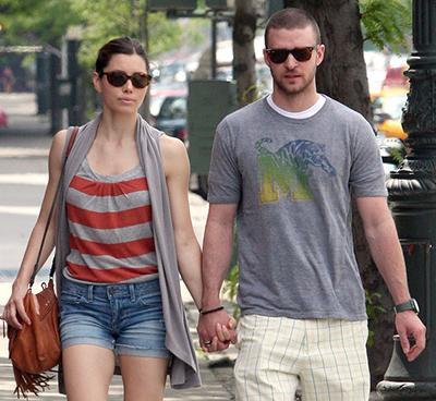 В списке нашлось место и для «Самой спортивной пары годы», которой в настоящее время признаны молодожены Джессика Бил (Jessica Biel) и Джастин Тимберлейк (Justin Timberlake).