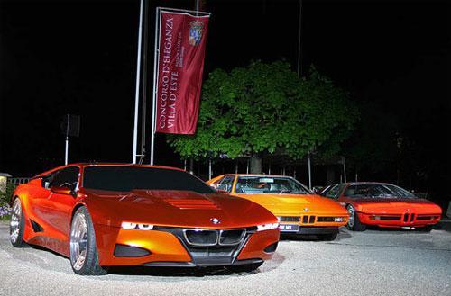Самые красивые автомобили 2008 года