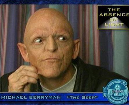 В актерской жизни он был и инопланетянином...