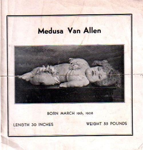 Медуза Ван Аллен