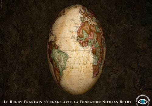 Совместно с фондом журналиста и эколога  Николаса Хулота (Nicolas Hulot) агентство выпустили серию социальных принтов…