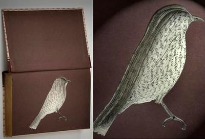 Книги-скульптуры от Дональда Липски (Donald Lipski)