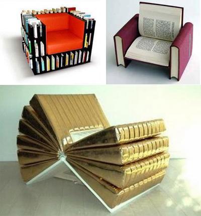 Книжные кресла