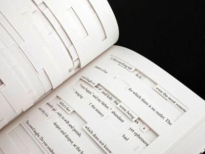 Дырявая книга Джонатана Сафрана Фоера (Jonathan Safran Foer)