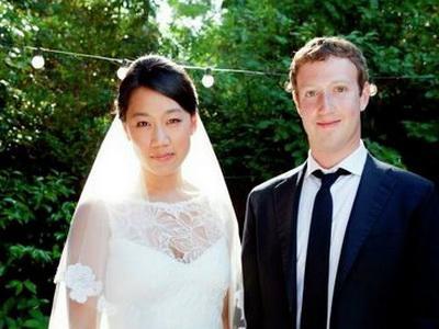 До регистрации брака она провела с Марком 9 лет. Именно Присцилла была одной из немногих, кто поддерживал Цукерберга, когда он только начинал работать над сетью. В сентябре 2010 года Присцилла переехала к нему в дом в Пало-Альто (штат Калифорния), а в марте 2011 года на ее странице в Facebook появился статус